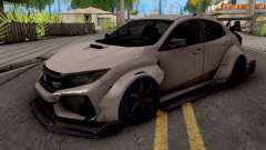 Honda Civic Type-R Grey para GTA San Andreas