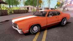 Sabre Turbo GTA VC Xbox para GTA San Andreas
