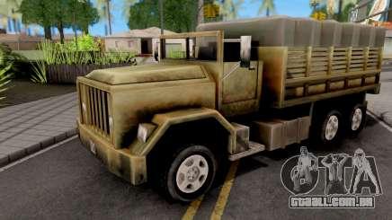Barracks OL GTA VC Xbox para GTA San Andreas
