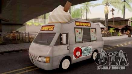 Mr Whoopee GTA III Xbox para GTA San Andreas