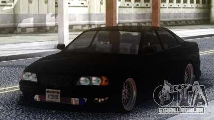 Toyota Chaser Tourer V JZX100 para GTA San Andreas