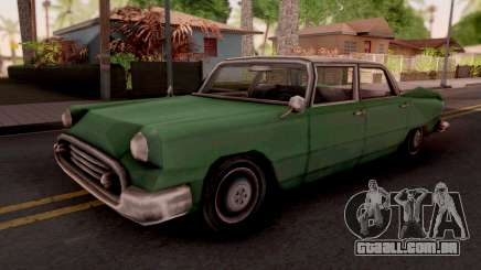 Glendale GTA VC Xbox para GTA San Andreas
