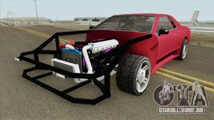 Frame Elegy para GTA San Andreas