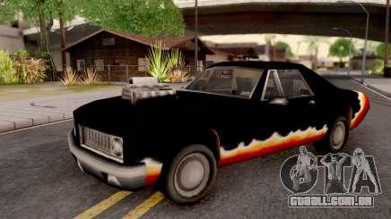 Diablo Stallion from GTA 3 para GTA San Andreas