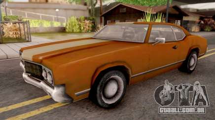 Sabre Turbo from GTA VC para GTA San Andreas