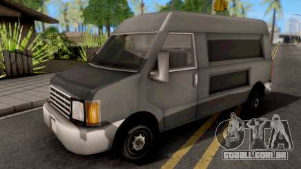 Pony GTA III Xbox para GTA San Andreas
