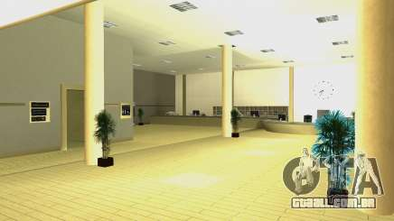 New textures Interior of the City Hall v2.0 para GTA San Andreas