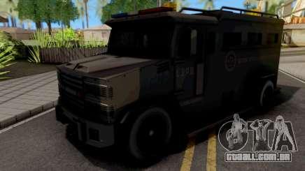 Brute Enforcer GTA 5 para GTA San Andreas