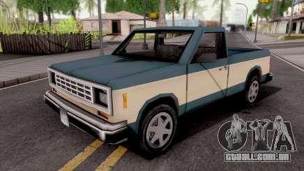 Bobcat GTA VC Xbox para GTA San Andreas