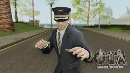 Airline Pilot para GTA San Andreas
