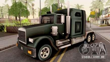 Linerunner GTA III Xbox para GTA San Andreas