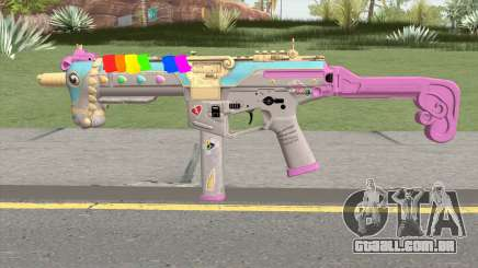 Call Of Duty Black Ops 4: GKS (Tactical Unicorn) para GTA San Andreas