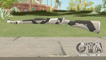 KAR98K (PUBG) para GTA San Andreas