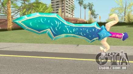 Cartoon Sword para GTA San Andreas