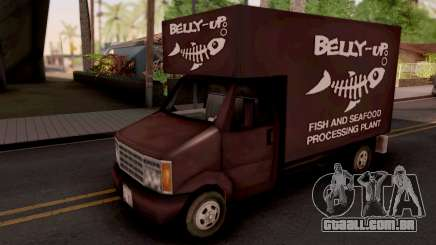 Triad Fish Van GTA III para GTA San Andreas