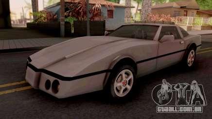 Banshee GTA VC Xbox para GTA San Andreas