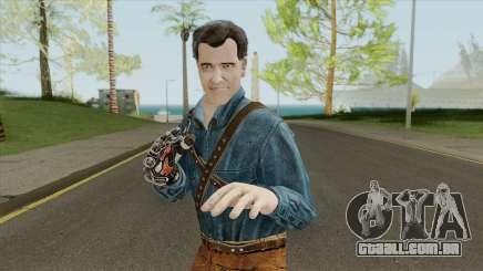 Ashley J. Williams V3 (Dead By Deadlight) para GTA San Andreas