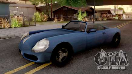 Stinger from GTA 3 para GTA San Andreas