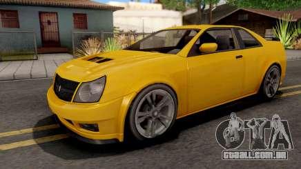Albany Magallanica GTA IV EFLC IVF para GTA San Andreas