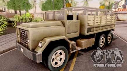 Barracks OL GTA III Xbox para GTA San Andreas