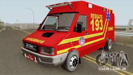 Iveco Daily Ambulance para GTA San Andreas