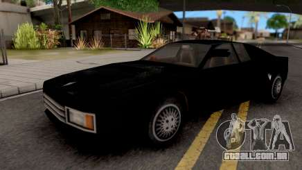 VCPD Cheetah from GTA VC para GTA San Andreas
