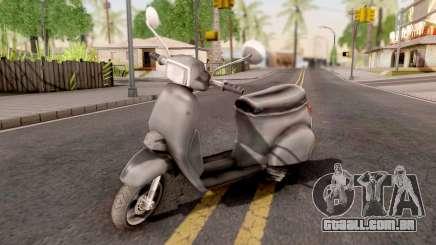 Faggio GTA VC Xbox para GTA San Andreas