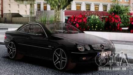 Mercedes-Benz CL 65 AMG W215 para GTA San Andreas