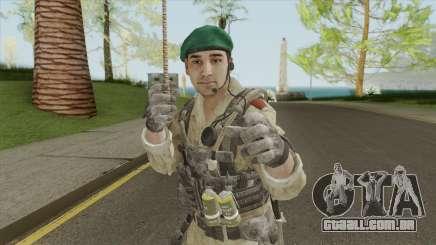 ISI Leader (Call of Duty: Black Ops II) para GTA San Andreas