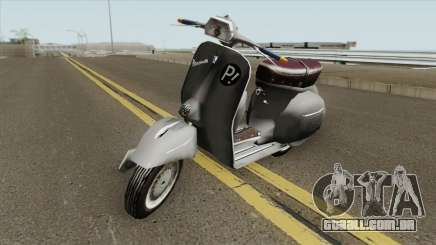 Vespa 180SS para GTA San Andreas