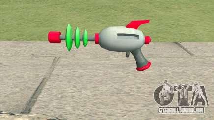 Marvins Gun From Looney Tunes: World of Mayhem para GTA San Andreas