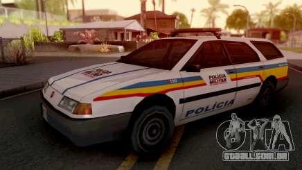 Copcarsf Policia MG para GTA San Andreas