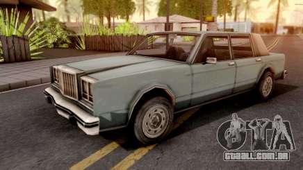 Greenwood GTA VC Xbox para GTA San Andreas