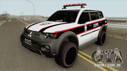 Mitsubishi Pajero Dakar 2013 (COPE) para GTA San Andreas
