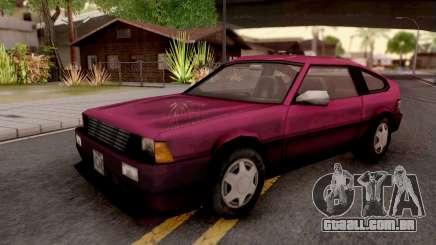 Blista Compact from GTA VC para GTA San Andreas