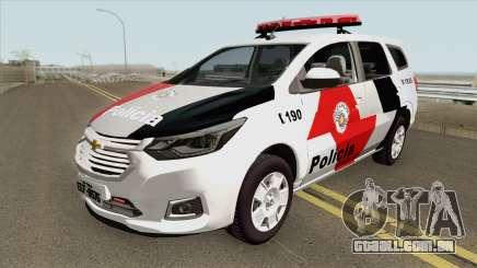 Chevrolet Spin 2019 PMSP para GTA San Andreas