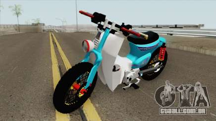 Honda C70 StreetCub para GTA San Andreas