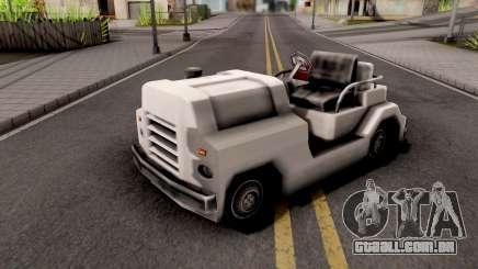 Baggage Handler GTA VC Xbox para GTA San Andreas