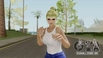 Nyotengu Apple Ass para GTA San Andreas