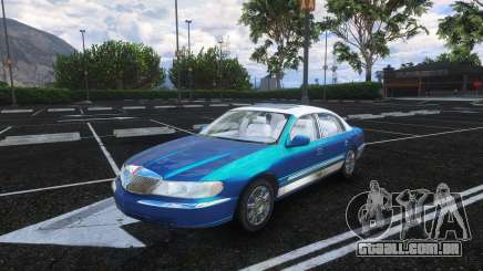 Lincoln Continental 2002 v1.0 para GTA 5