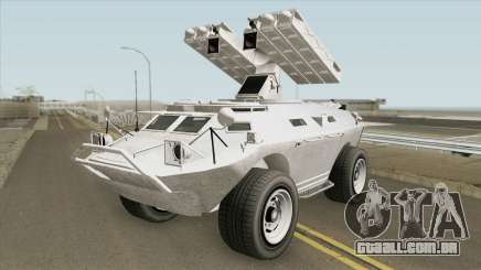 HVY APC Missile Lancher Amphibius GTA V para GTA San Andreas