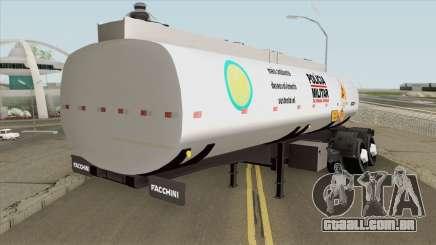 Tank Trailer V1 (Policia Militar) para GTA San Andreas