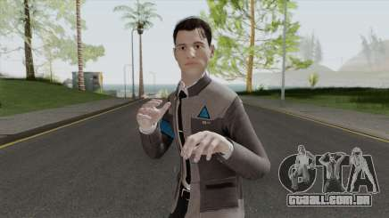 Detroit Become Human Connor RK800 para GTA San Andreas