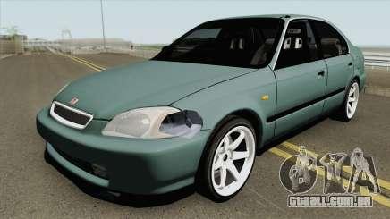 Honda Civic 1998 Edit para GTA San Andreas