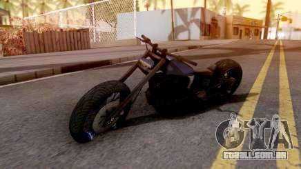 Rasta Racer para GTA San Andreas
