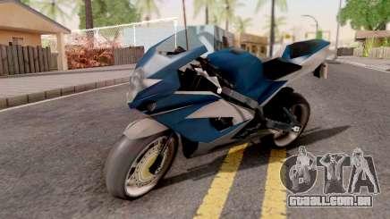 Suzuki GSX R1000 para GTA San Andreas