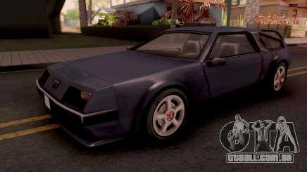 Deluxo GTA VC Xbox para GTA San Andreas