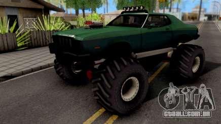 Ford Gran Torino Monster Truck 1975 para GTA San Andreas
