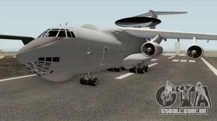 Phalcon AWACS Indian Air Force para GTA San Andreas