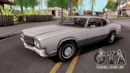Sabre GTA VC Xbox para GTA San Andreas